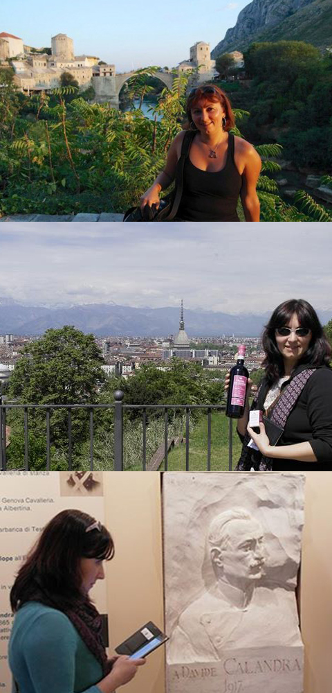 Nuovi Turismi Silvia Badriotto
