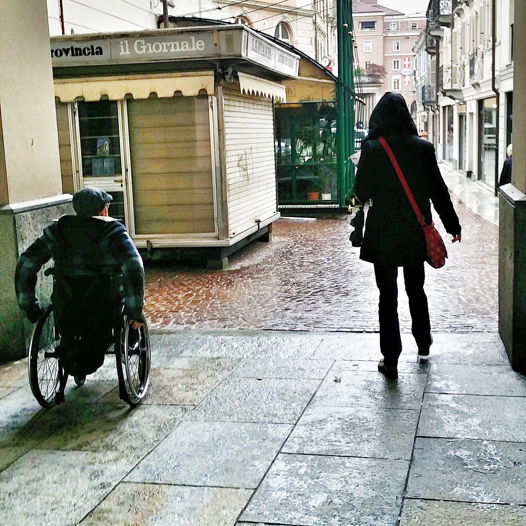 Turismo Accessibile Langhe - Fabrizio Marta Rotellando