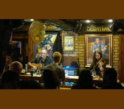 Nuovi Turismi_Dublino musica irlandese