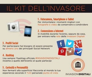 il kit dell'invasore