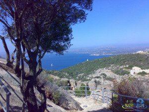 Panorama Costa Smeralda - Sardegna