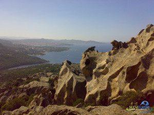 Palau - collina granitica