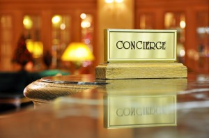 Concierge on line e Revenue Management