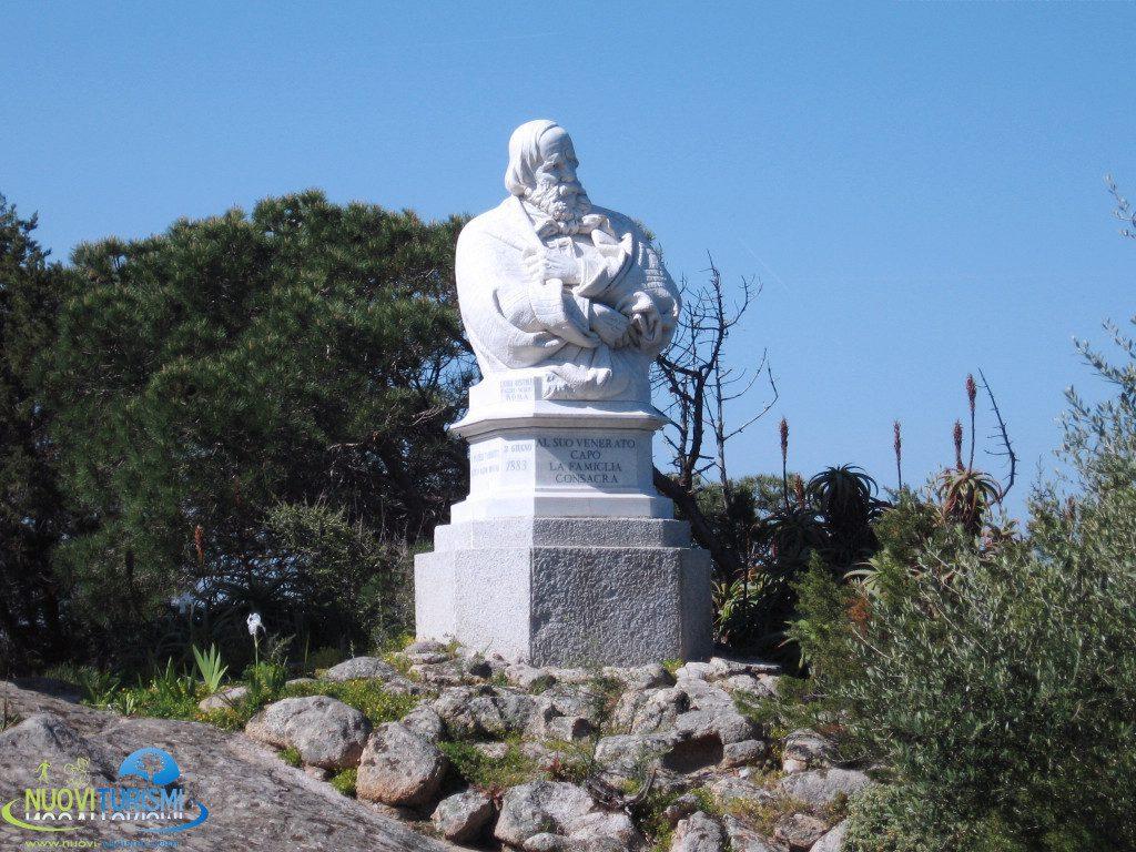 Compendio Garibaldino nell'Isola di Caprera