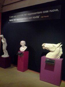 Museo Tattile Omero | Nuovi Turismi
