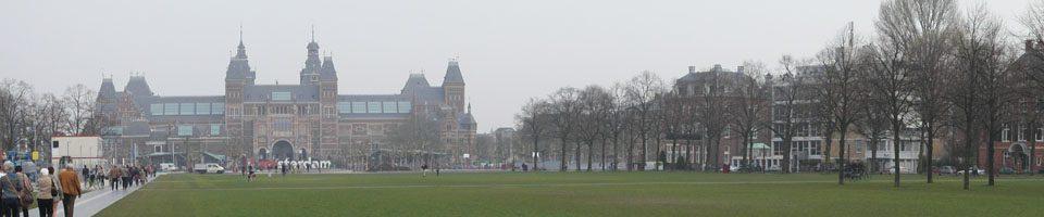 Museum-Plein Amsterdam