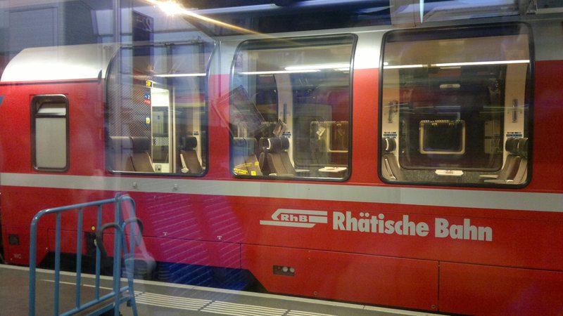 Bernina Express Il Treno Rosso