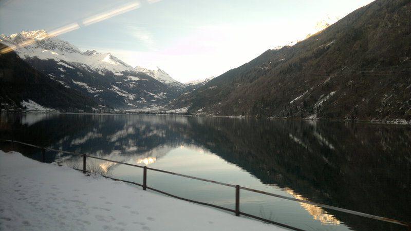 Bernina Express-Panorama