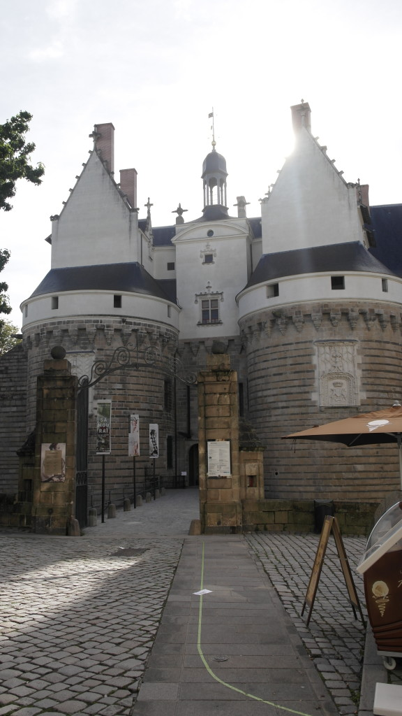 Castello dei duchi di Bretagna Nantes