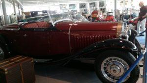 Auto d'epoca Museo Nicolis - Garda Veneto