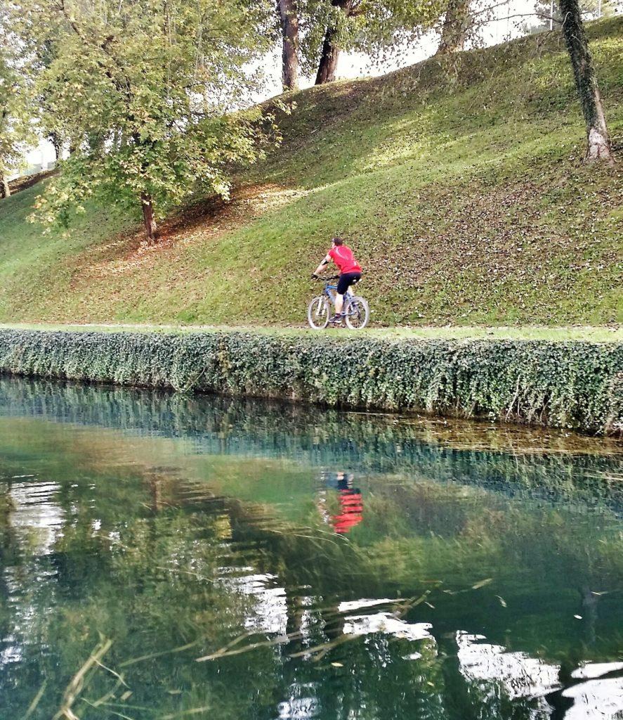 Cicloturismo al Lago di Garda Veneto