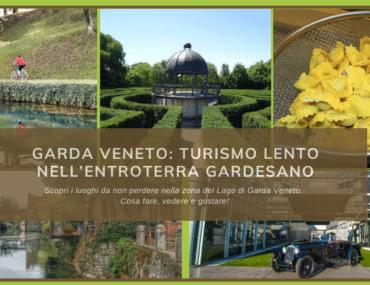 Garda Veneto: turismo lento nell'entroterra gardesano