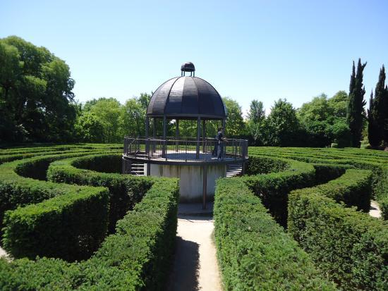 Il labirinto del Parco Giardino Sigurtà Garda Veneto