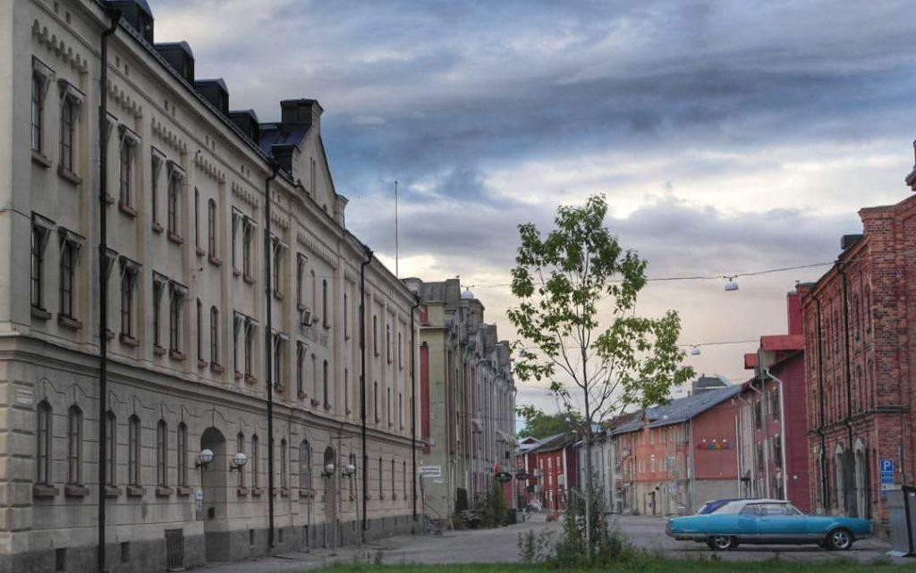 Auto d'epoca in Svezia
