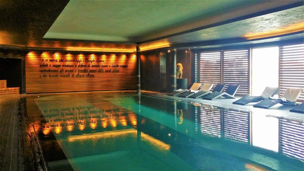 DayBreakHotels - SPA Aqua Aura Piscina 1 - Hotel Atlantic Borgaro Torinese - Torino