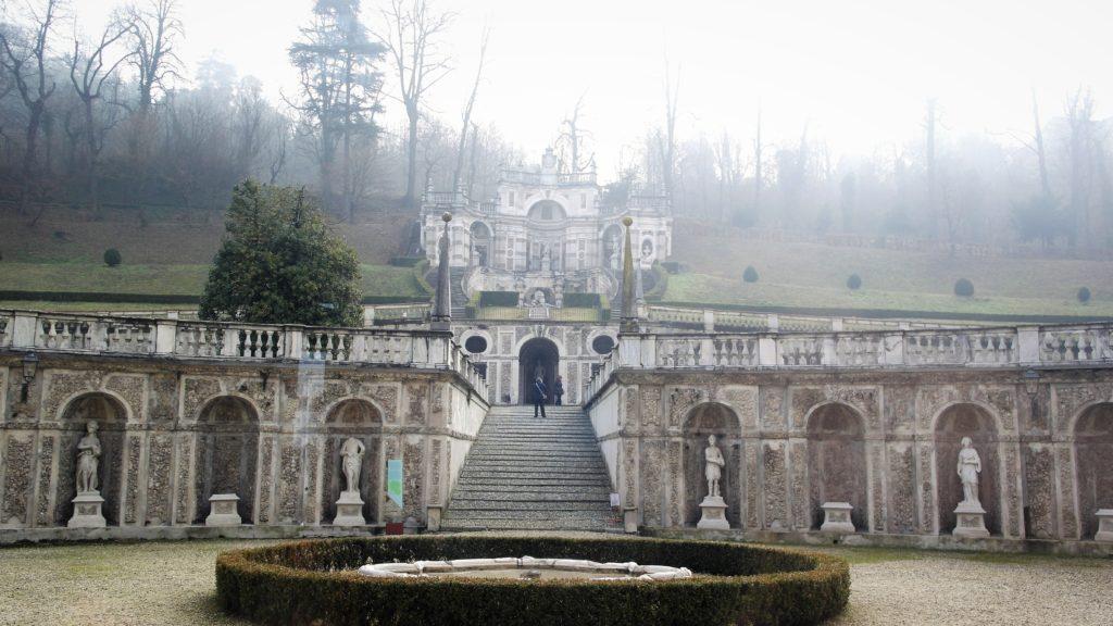 Giardini all'italiana Villa della Regina - Reali Sensi