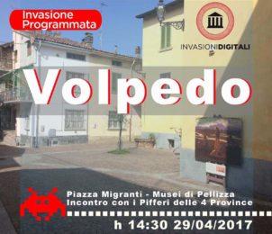 Invasioni Digitali 2017 Volpedo – Tortona