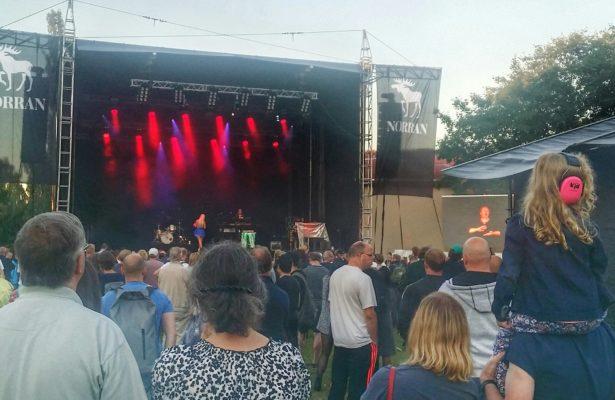 Trastockfestivalen a Skellfteå