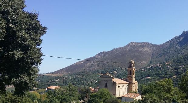 Corsica, chiesa di Saint Nicolas a Feliceto