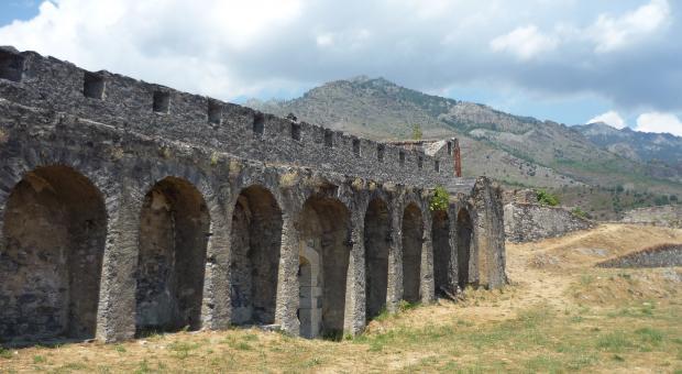 Corsica, la cittadella di corte