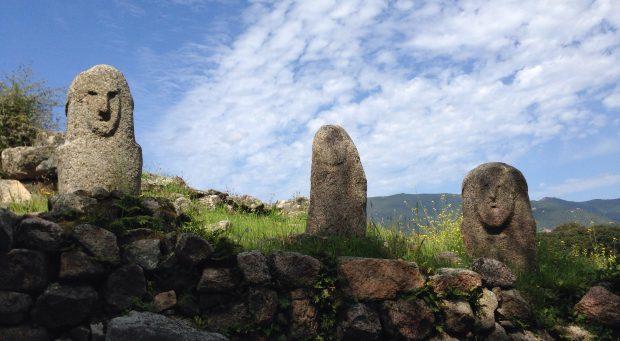 Corsica, i Menhir di Filitosa