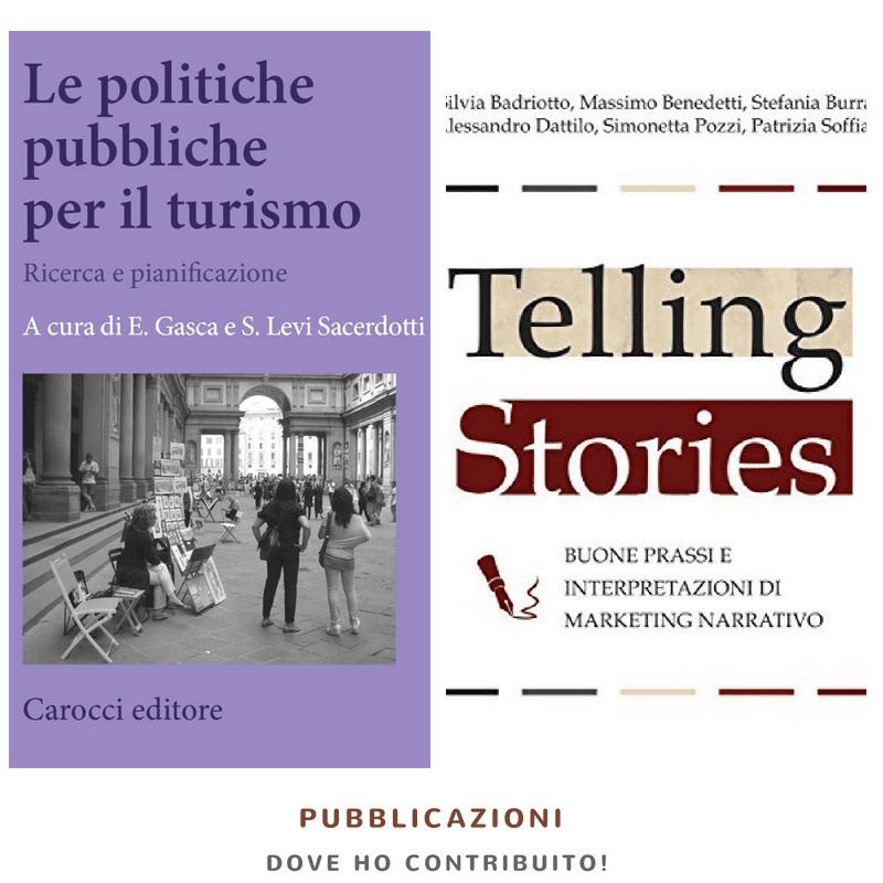 Pubblicazioni Silvia Badriotto
