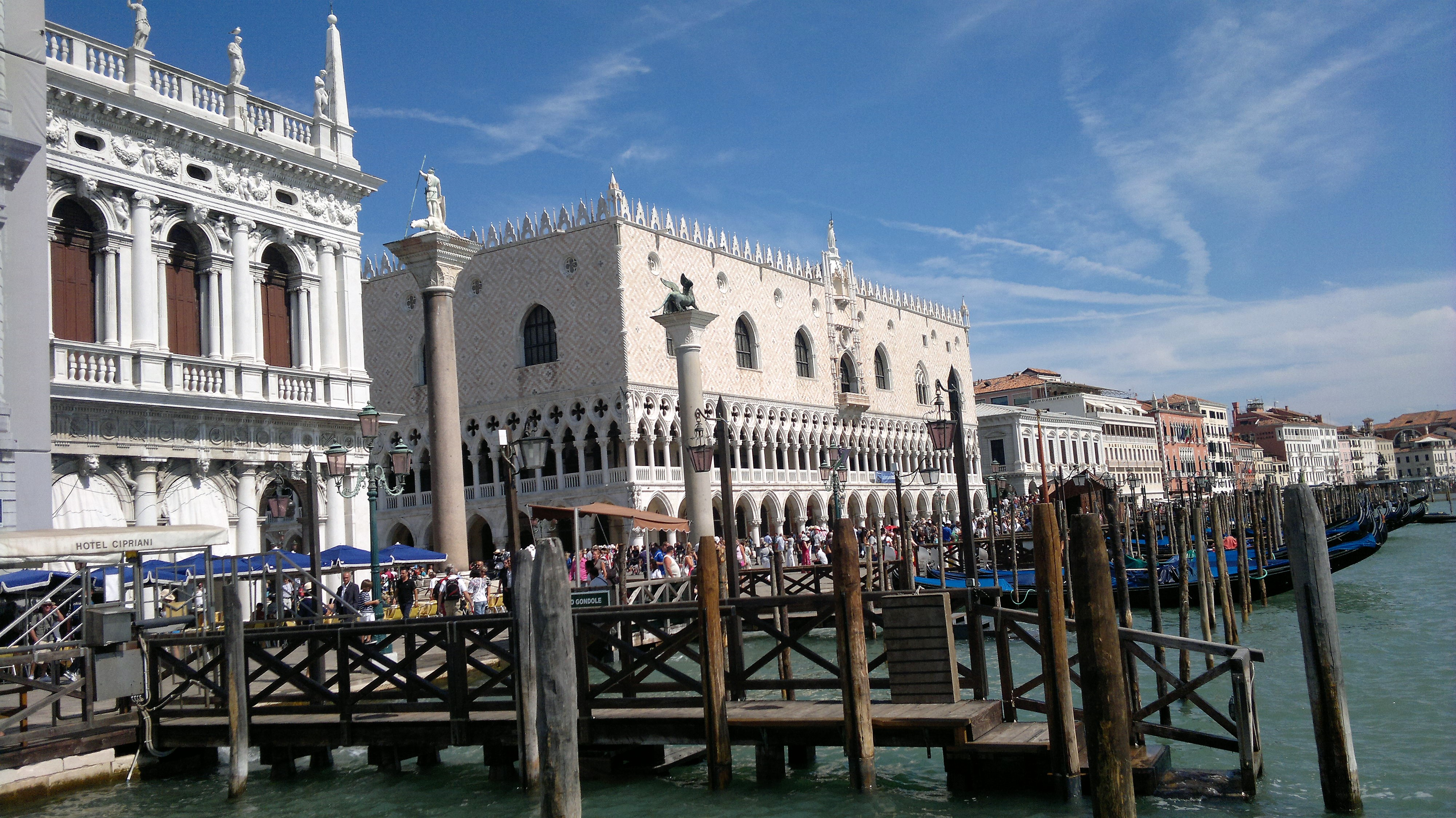 Visitare Venezia per la regata storica - i monumenti