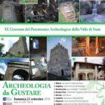 IX Giornata del Patrimonio Archeologico della Valle di Susa