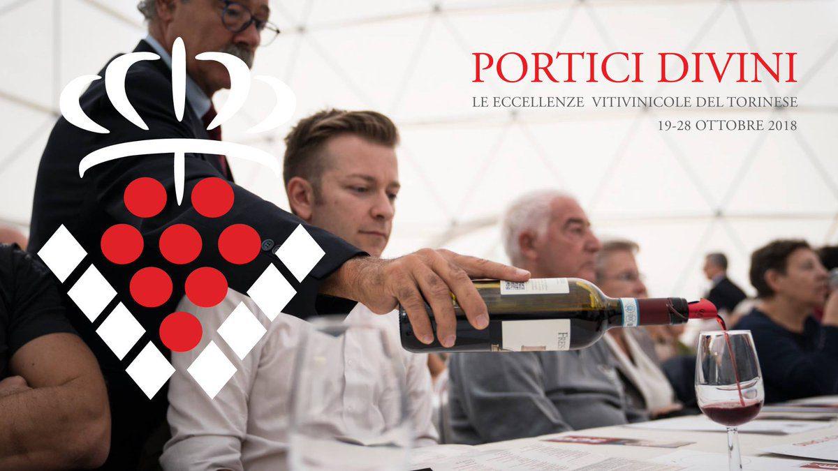 Portici Divini 2018 Torino