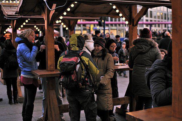 Passeggiare per i mercatini di Natale 2