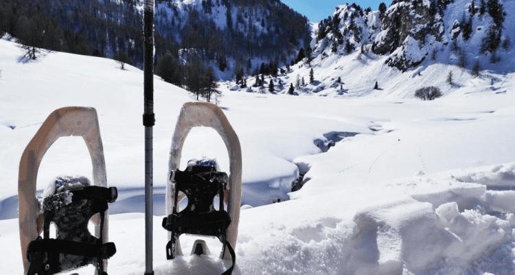 Escursione Invernale al Lago Nero - Bousson di Cesana Torinese _ Nuovi Turismi