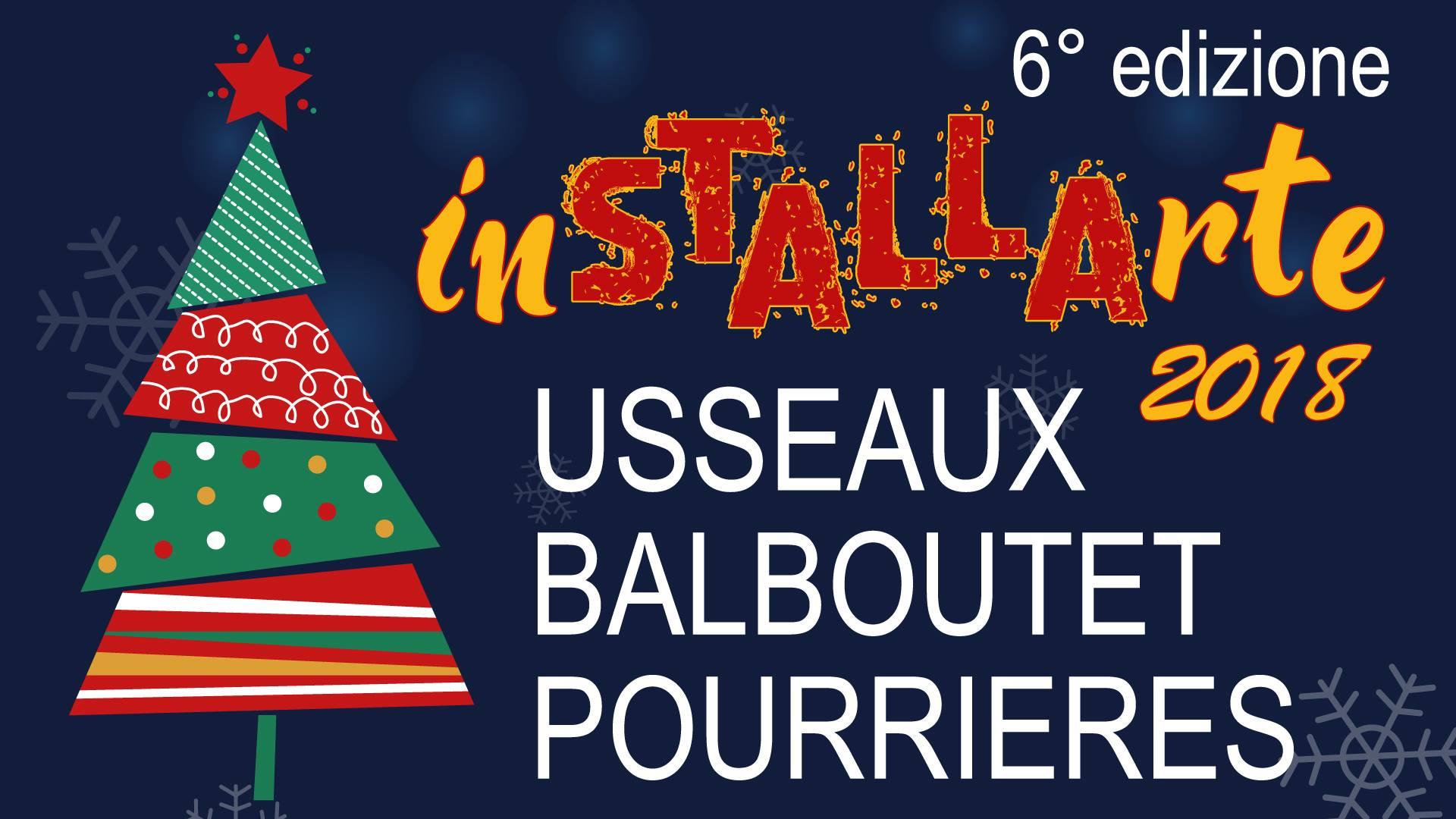 Installarte 2018 a Usseaux - Torino