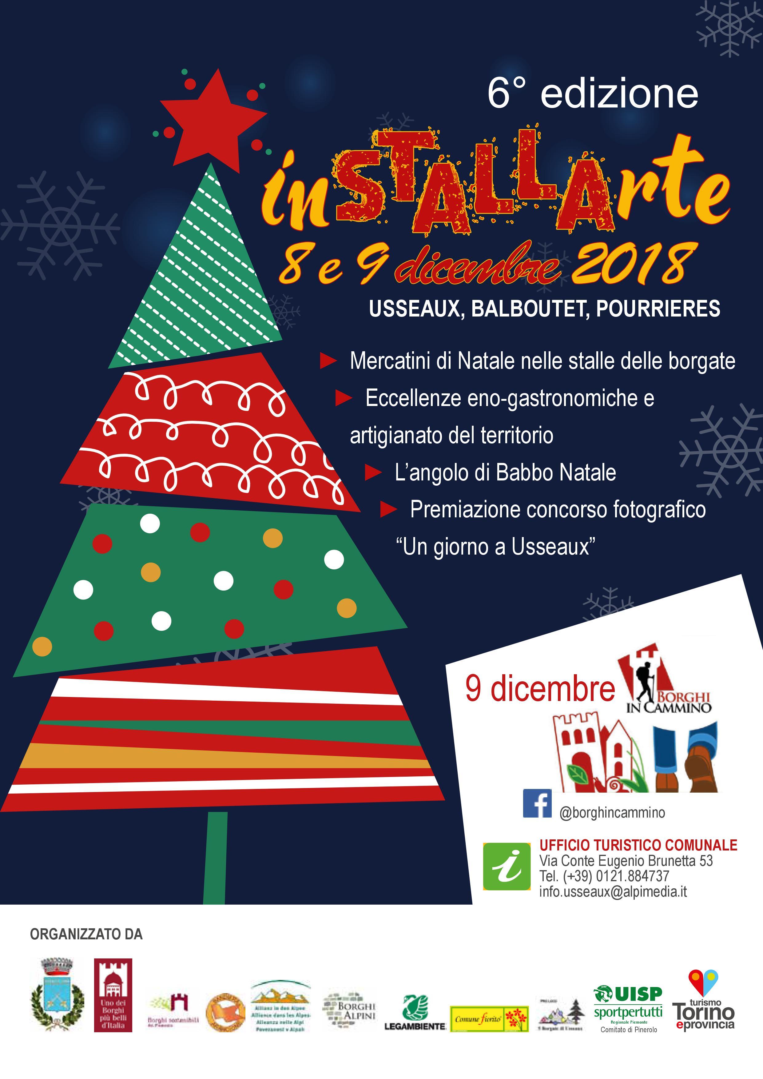 Installarte 2018 Usseaux - Torino