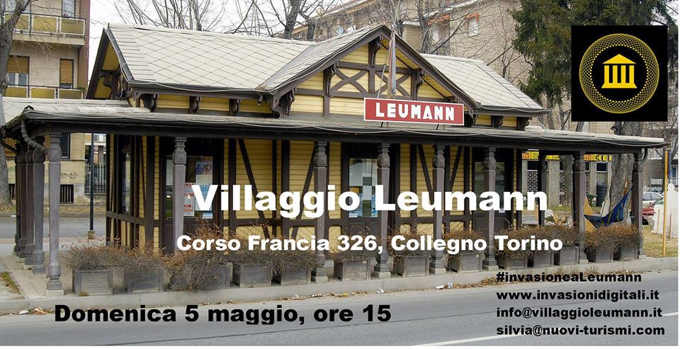 invasioni villaggio leumann 2019