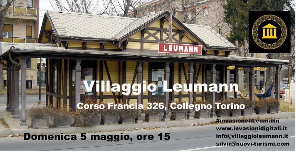 invasioni villaggio leumann 2019