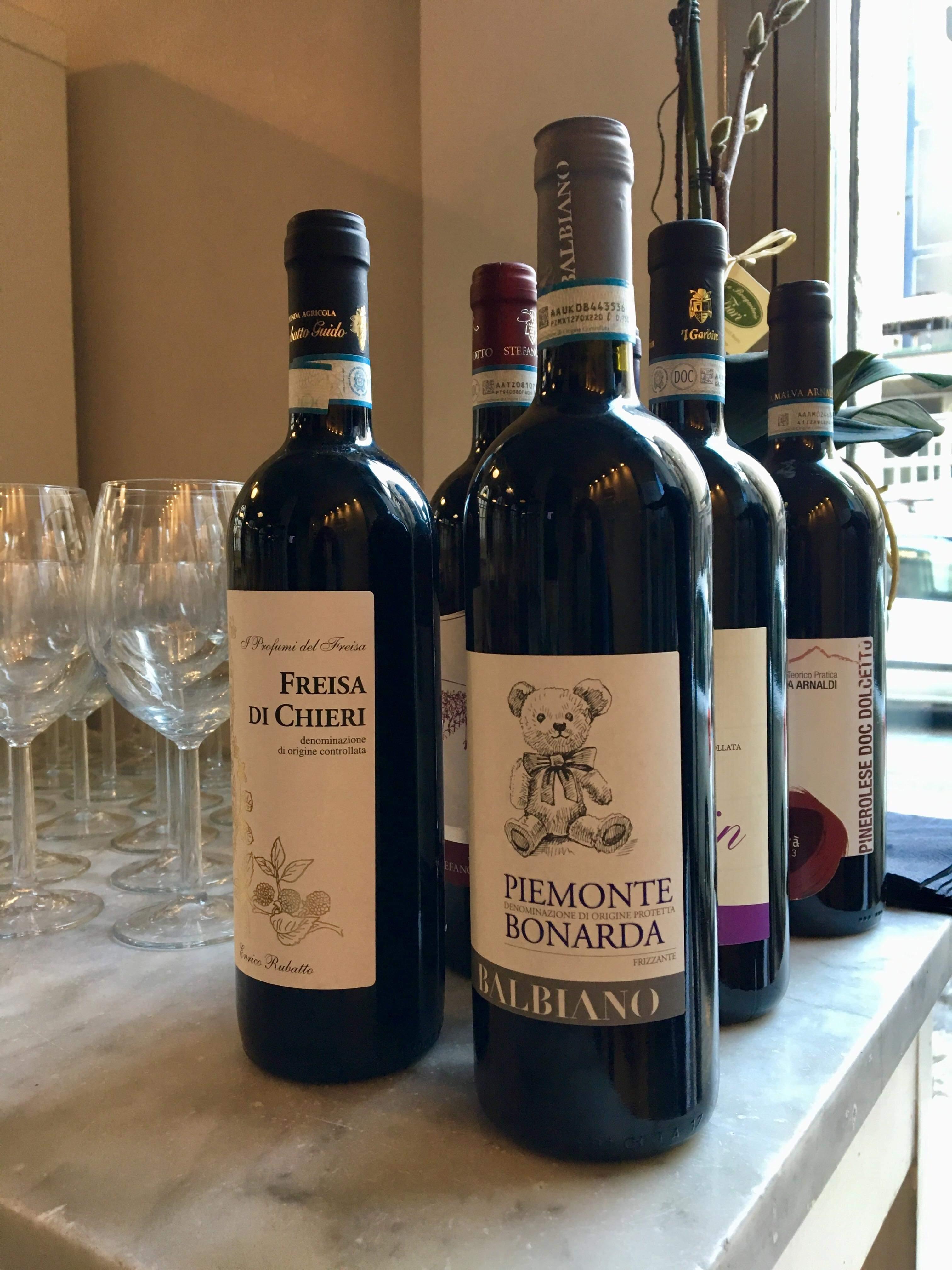 vini Provincia di Torino DOC -