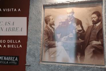 Casa Menabrea - Museo della Birra a Biella - Piemonte