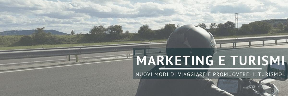 Copertina Categoria Marketing e Turismi - Nuovi Turismi