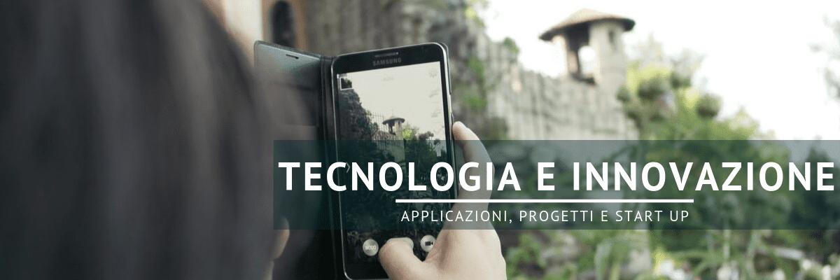 Categoria Tecnologia e Innovazione - Nuovi Turismi