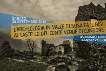 L'archeologia in Valle di Susa fa il bis al Castello del Conte verde di Condove