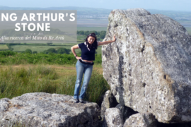 King Arthur's Stone - Alla ricerca del Mito di Re Artù in Galles