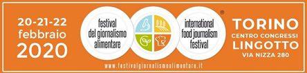 Festival del Giornalismo Alimentare a Torino 20-22.02.2020