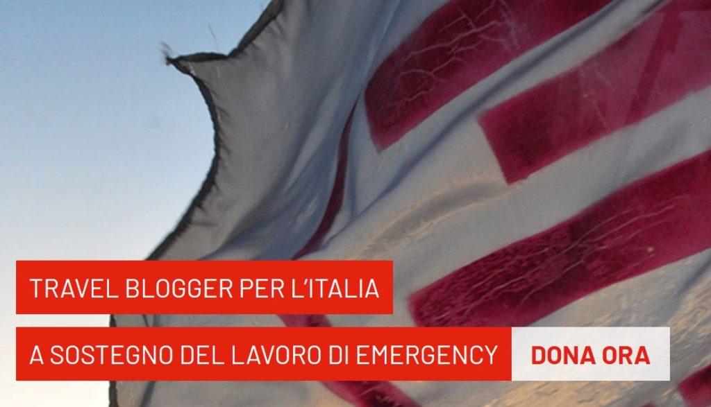 Emergenza sanitaria in Italia _ EMERGENCY TRAVEL BLOGGER PER L'ITALIA