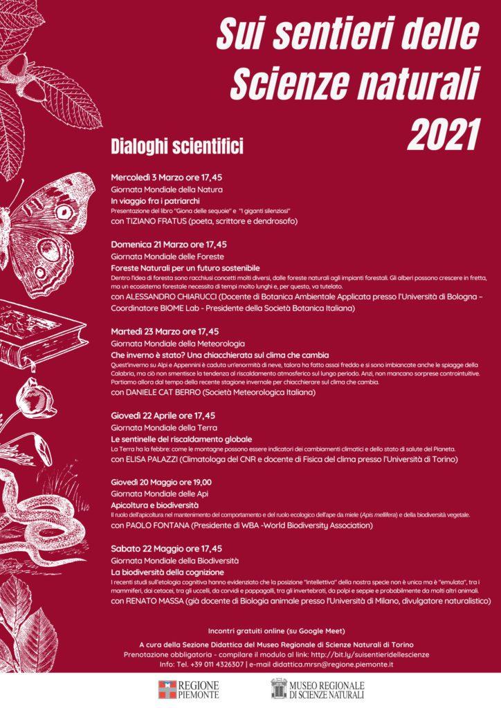 Sui sentieri delle scienze naturali finale