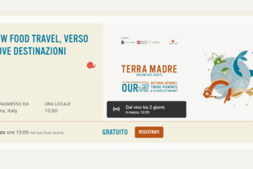 Evento: SLOW FOOD TRAVEL, VERSO NUOVE DESTINAZIONI